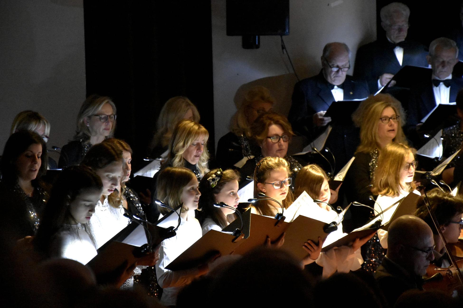 coro amadeus orchestra goldberg Rescaldina 18-marzo-2018