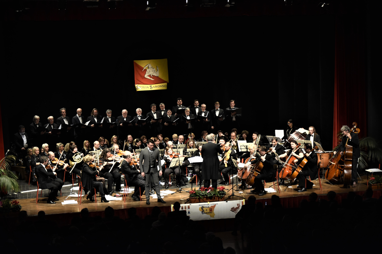 coro e orchestra sinfonica amadeus