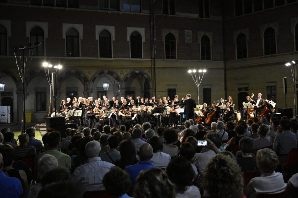 coro e orchestra sinfonica amadues Lugano 7-Luglio-2018