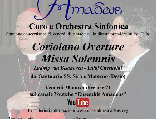 Coriolano Overture e Missa Solemnis