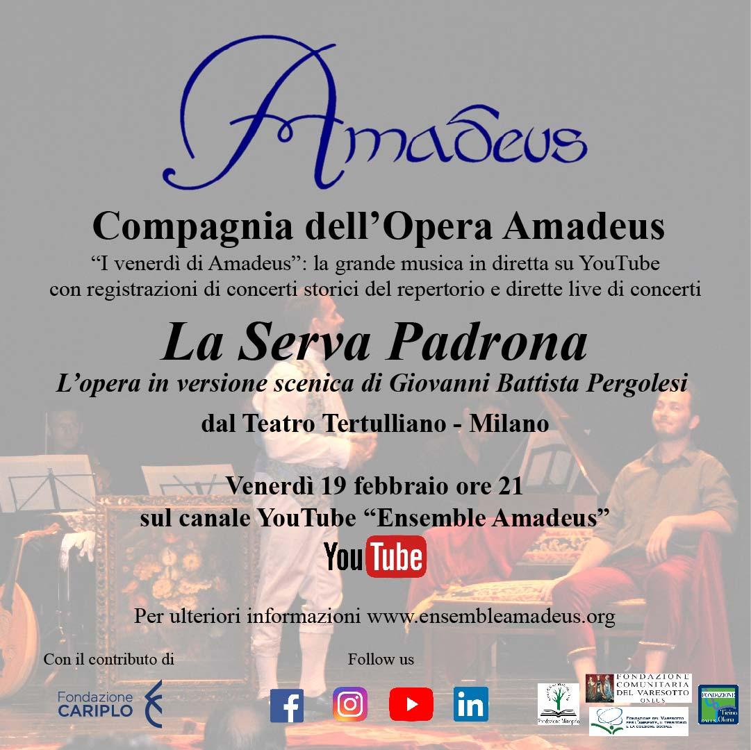 20210219 La Serva Padrona (s)- Première Amadeus