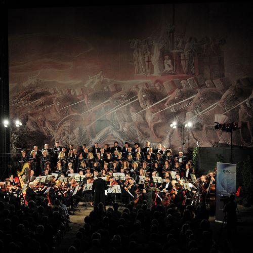 Coro e Orchestra Amadeus palio legnano