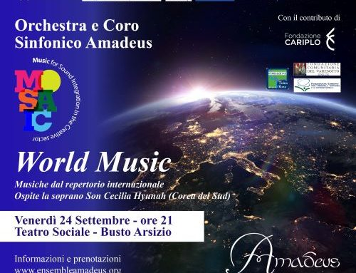 World Music – Busto Arsizio