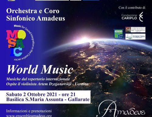 World Music – Gallarate