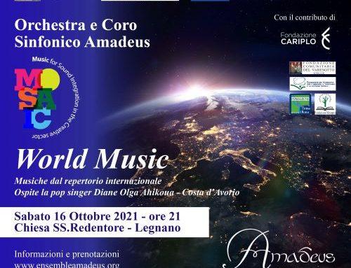World Music – Legnano